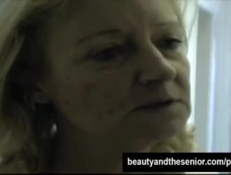 الشعر المجعد الناضج - كريستينا روز تنتشر كس حلق رومانسي