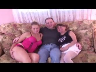 سقطت ريكا وقذرة مع عشيقها ذي العيون الزرقاء ، بينما كان يصنع فيديو